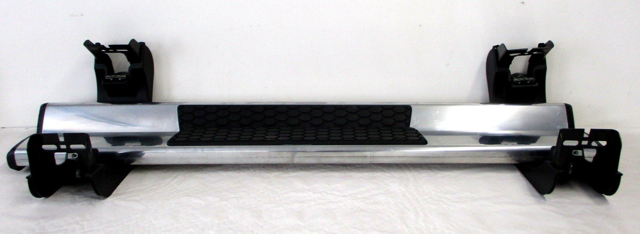 oem 09 13 dodge ram 1500 reg cab chrome side steps running board 2500 3500 ebay. Black Bedroom Furniture Sets. Home Design Ideas
