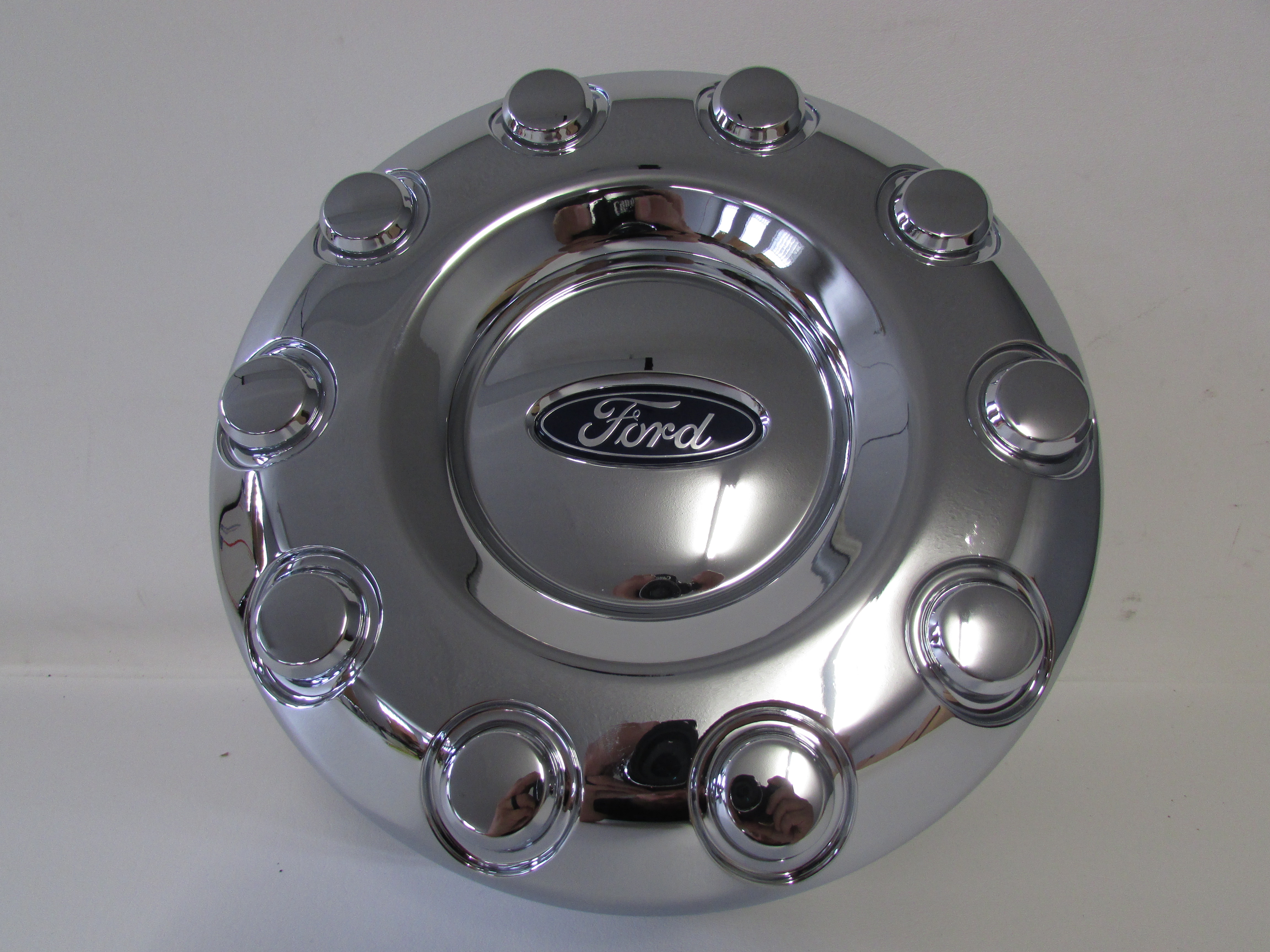 C F450 F550 19.5 10 Lug Front /& Rear Wheel Simulator ONE Set for Ford 05 Cover BA Products Phoenix USA NF25 Liner HUB Cap
